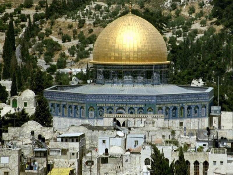 dome of rock001
