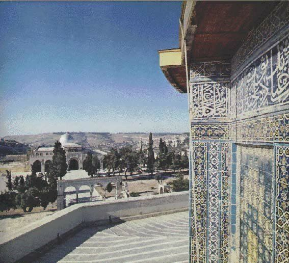 dome of rock009